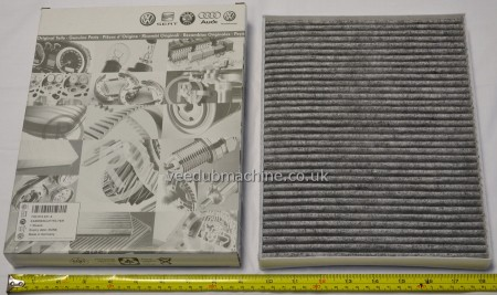 VAG GENUINE POLLEN/CARBON FILTER FOR T5 MULTIVAN AMAROK Q7