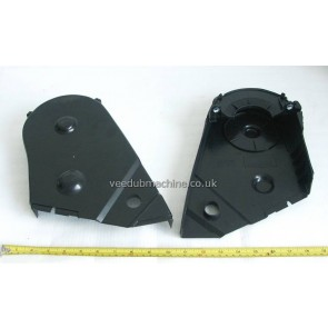 CAM BELT COVER UPPER JETTA & GOLF MK2 1.6 1.8 inc GTi A100 1.8 P