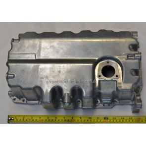 SUMP / OIL PAN WITH PLUG FOR 1.9/2.0 TDI MK5 GOLF A3 TOURAN ++