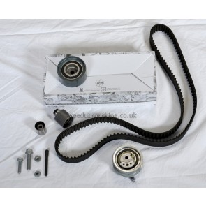 CAM BELT KIT 2.0 TDI GOLF MK6  EOS JETTA PASS B6 A3 A4 A6 ALTEA