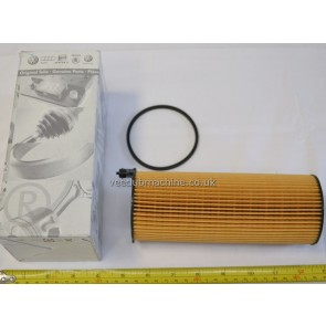 GENUINE VAG OIL FILTER FOR 2.7/3.0/4.0 TDI ENGINES A6 A8 TOURAG+