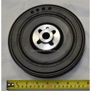 CRANK PULLEY WITH DAMPER FOR 2.5TDI T4 LT CRAFTER AUDI A6