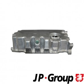Oil Sump for Engine with Oil Level Sensor Port JPGroup 03G103603AD 03G103601M, 03G103603AB, 03G103603H,