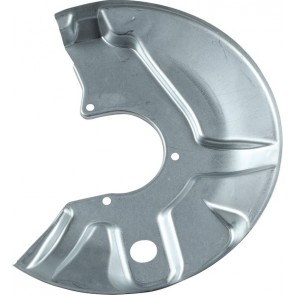 Brake Shield Front Right for POLO 86C and 86 and Mk1 and Audi A50