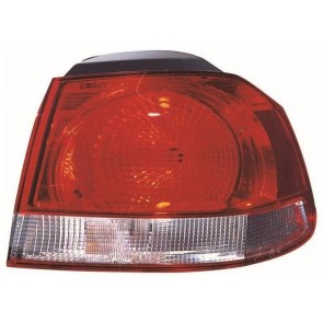 Rear Right Outer Rear Light Cluster Hella TYPE VW GOLF Mk6 09-12 (Exc.SPORT)