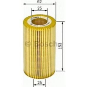 OIL FILTER BOSCH FOR DIESEL A4 A3 LT BORA MK4 GOLF BEETLE LEON 074115562 038115466