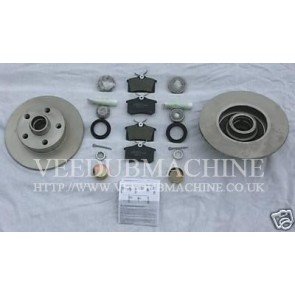 BRAKE KIT + VAG DISCS REAR MK3 GOLF GTi & VR6 CORRADO VR6 PASSAT