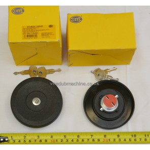 FUEL CAP WITH KEYS FOR TRANSPORTER T25 79-92 HELLA