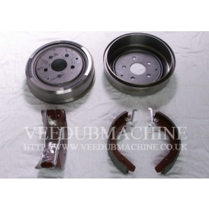 REAR BRAKE DRUM KIT VW TRANSPORTER T25 1985 to 1992
