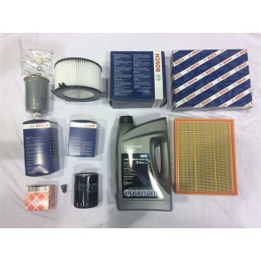 Service Kit all filters (Bosch) VW OilVW Transporter T4 1.9 TD ABL 1996 to 2003Oil 0451103290 Air