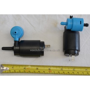 WASHER PUMP WITH EARLY TYPE CONNECTER FOR MK2 GOLF JETTA