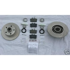 BRAKE KIT REAR MK3 GOLF GTi & VR6 CORRADO VR6 PASSAT