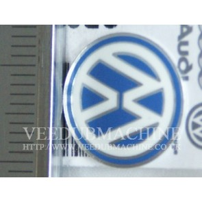 VW KEY FOB BADGE TOUAREG T5 SHARAN GOLF MK4 MK5