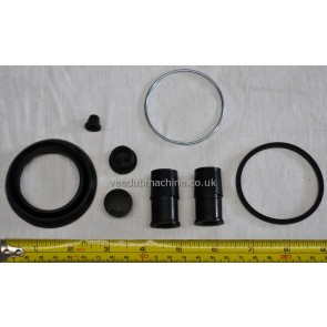 BRAKE CALIPER SEAL KIT FRONT FOR AUDI 80 90 100 COUPE CABRIOLET