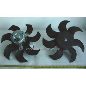 RADIATOR FAN 350mm TRANSPORTER T25 >92 A80 A100 COUPE CABRIOLET