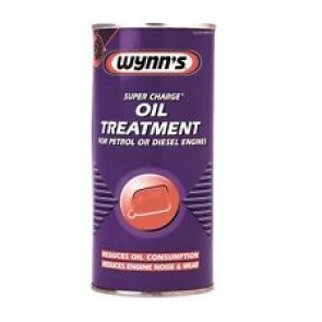SUPER CHARGE PETROL AND DIESEL OIL ENHANCER  WYNNS 425ml