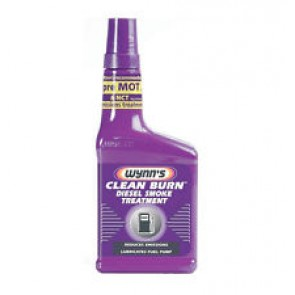 CLEAN BURN PRE_MOT TREATMENT REDUCE EMISSIONS  WYNNS 425ml 67969