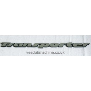 TRANSPORTER BADGE REAR T4 1991 to 2004