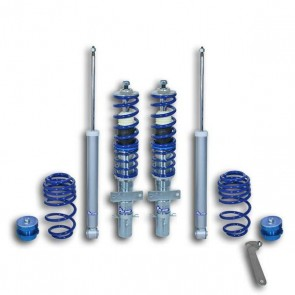 ProSport Height Adjustable Coilover Kit Skoda Fabia 5J 1.2MPi 1.2TSi 1.4MPi 1.4TSi 1.6MPi 1.2TDi  1.4TDi 1.6TDi 1.9TDi incl Estate 2007-14 150113