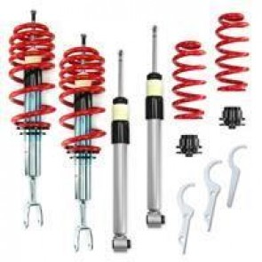 ProSport Height Adjustable Coilover Kit Audi A4 Avant Cabrio B6 B7 8E 8H 1.8T 3.0 1.9TDi 2.5TDi Including Quattro & RS4 2000-07 150119 741074