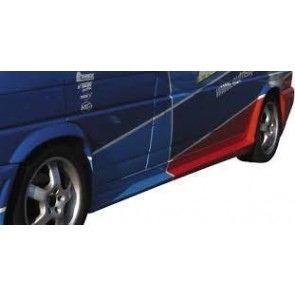 Autostyle Side Skirts For Transporter T4