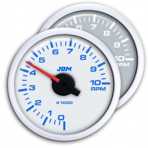 Rev Counter 52mm Gauge 010000 RPM