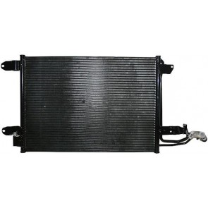 Condenser for air condition, with dryer Genuine VAG 1K0820411P 1K0820411AC 1K0820411AH 1K0820411AK 1K0820411D 1K0820411E 1K0820411F 8FC351301041