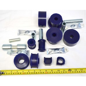 FRONT & REAR  POLYURETHANE BUSH KIT GOLF MK3 GTi & VR6