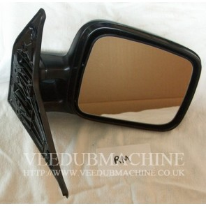 RIGHT HAND REAR VIEW MIRROR MANUAL VW T4 1991 on