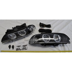 HEADLIGHTS BMW E39 96>2000