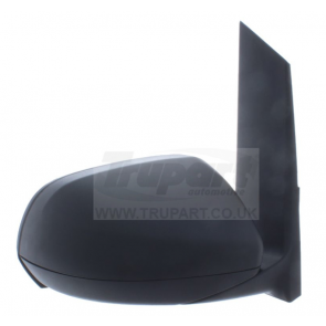 Door Mirror Right Electric Adjust and Heated Power Folding Puddle Lamp Black RHD Vito W447 January 2015 to 04 2020