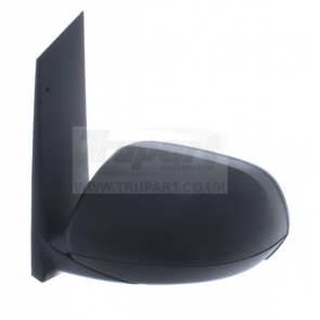 Door Mirror Left Electric Adjust and Heated Power Folding Puddle Lamp Black RHD Vito W447 January 2015 to 04 2020
