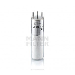 FUEL FILTER MANN FOR 1.9-2.5TDI VW TRANSPORTER T5 TUAREG With 4 Pipe Connector 7H0127401B