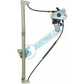 Window Regulator Electric Front Right Transporter T4 1996 to 2004 Electric Life 701837462A, 701837462B